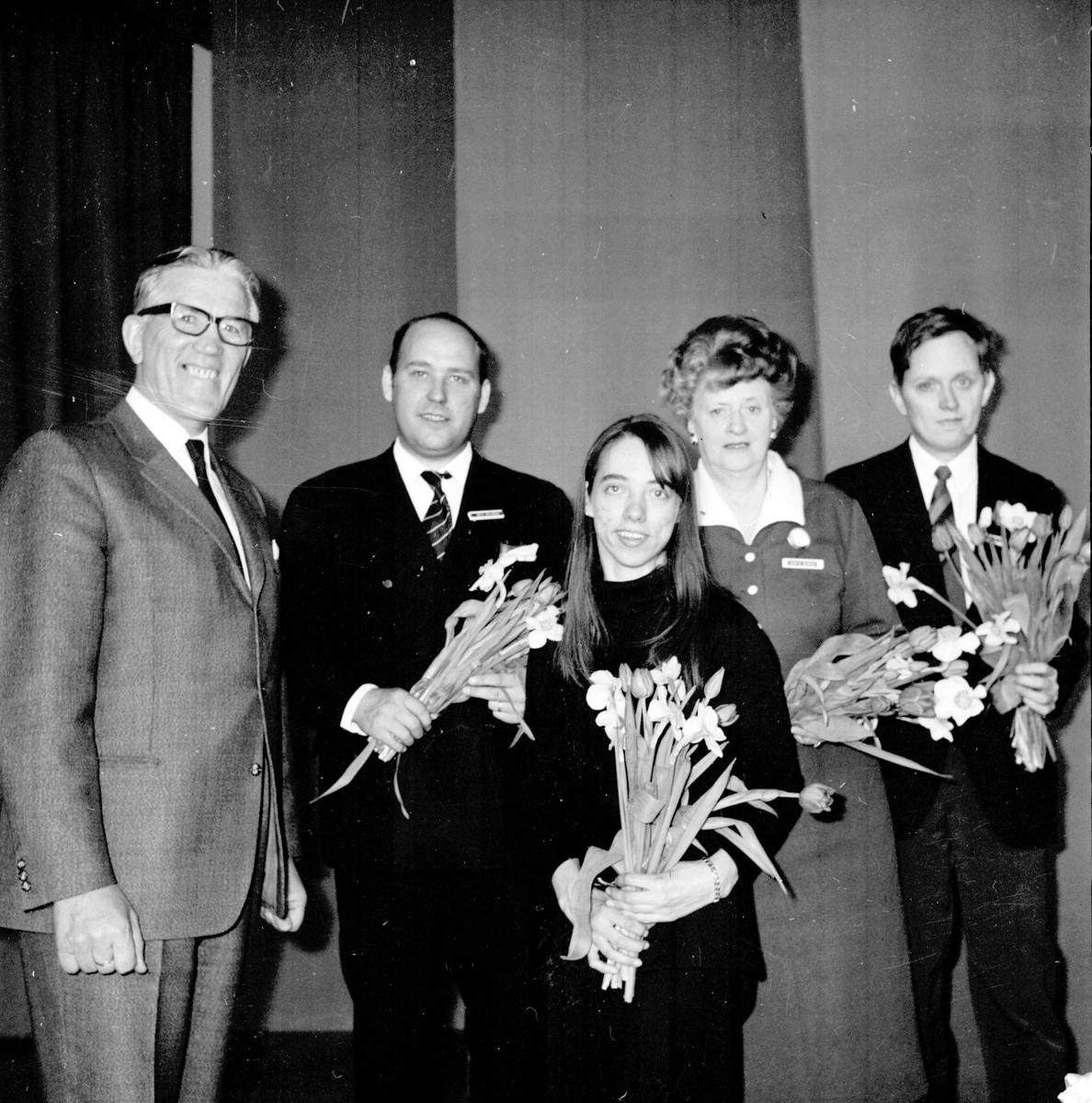 Arbrå, Folkpartiårsmöte, 1971