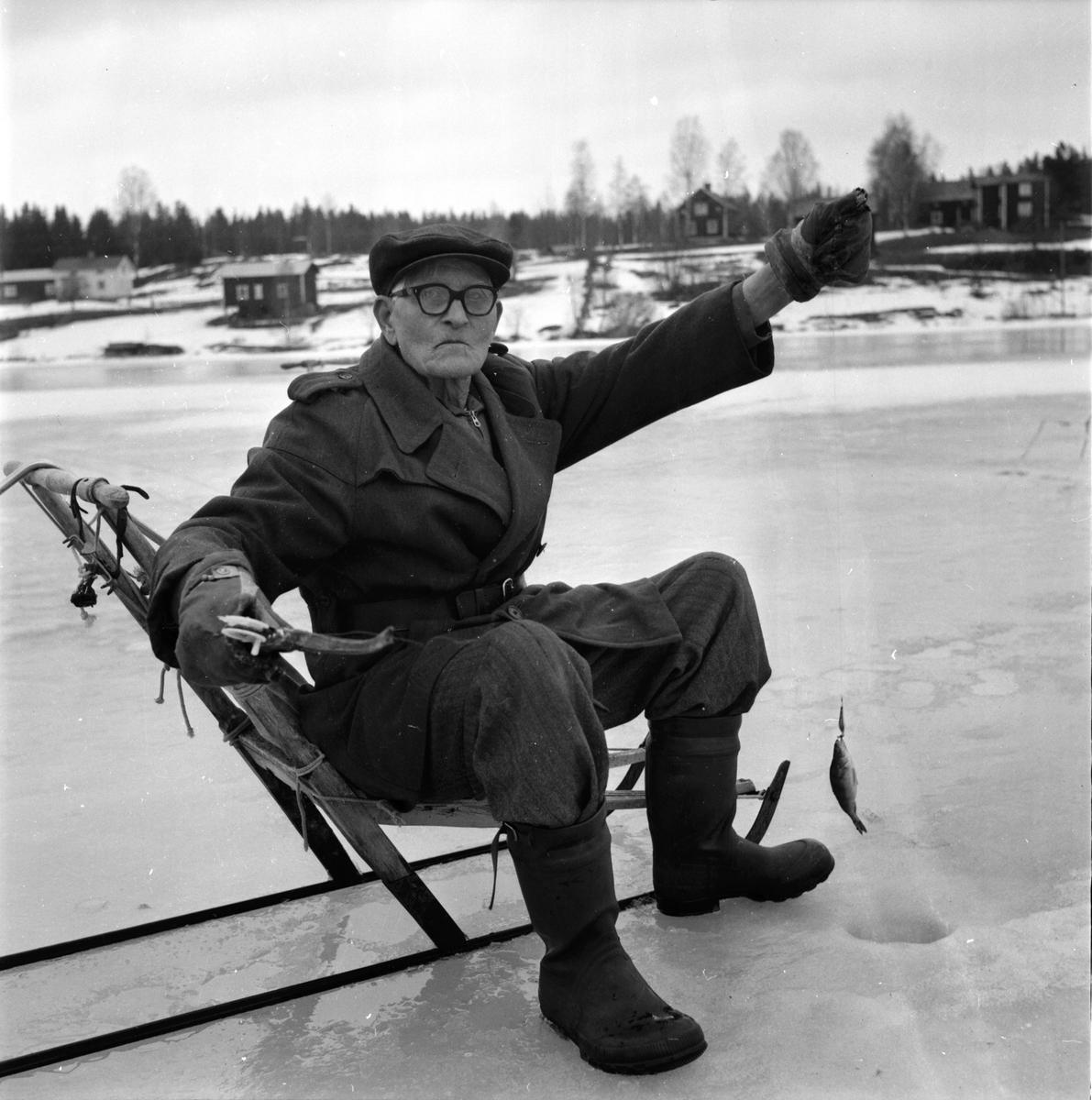 Asp Frans, Finnfara, 18 Mars 1965