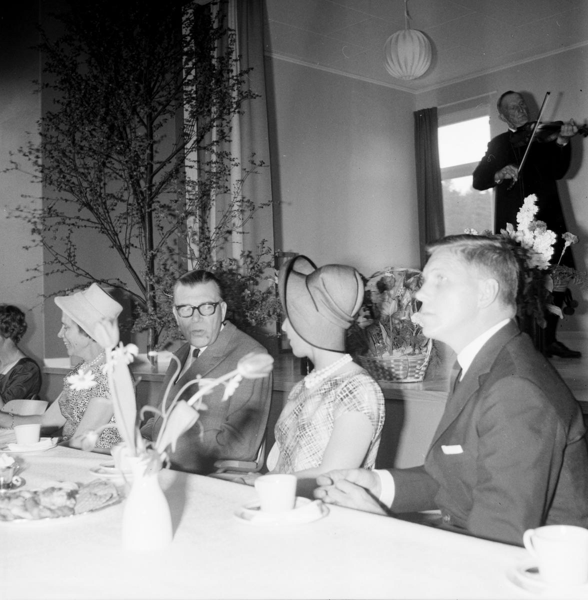 Svabensverk, Invigning av bygdegård, 26 Maj 1965
