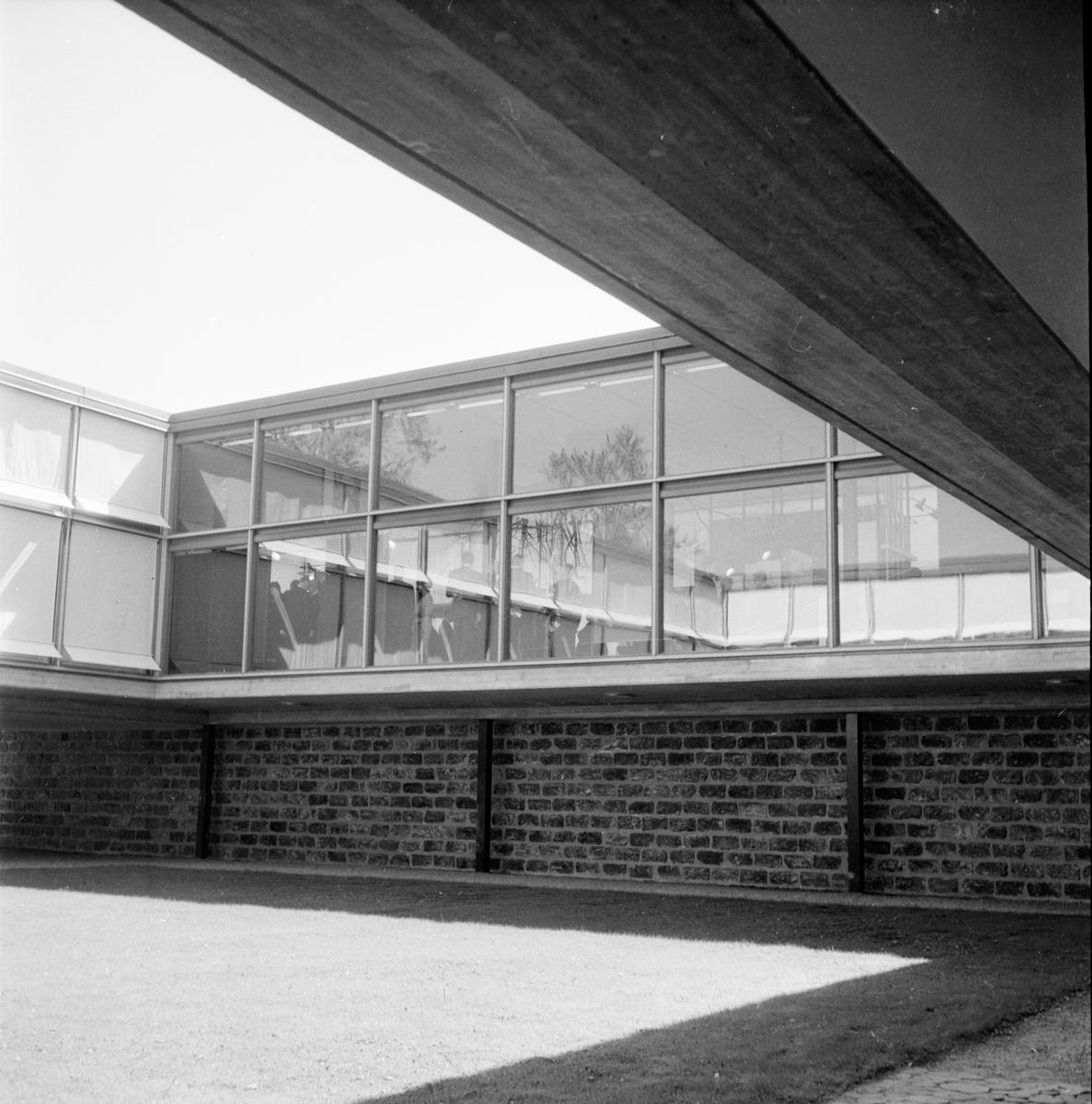 Silvanum invigning 1 juni 1961