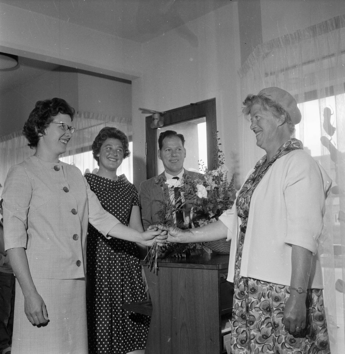 Lundström Ingvar, Frälsningskapten. Aug-1961