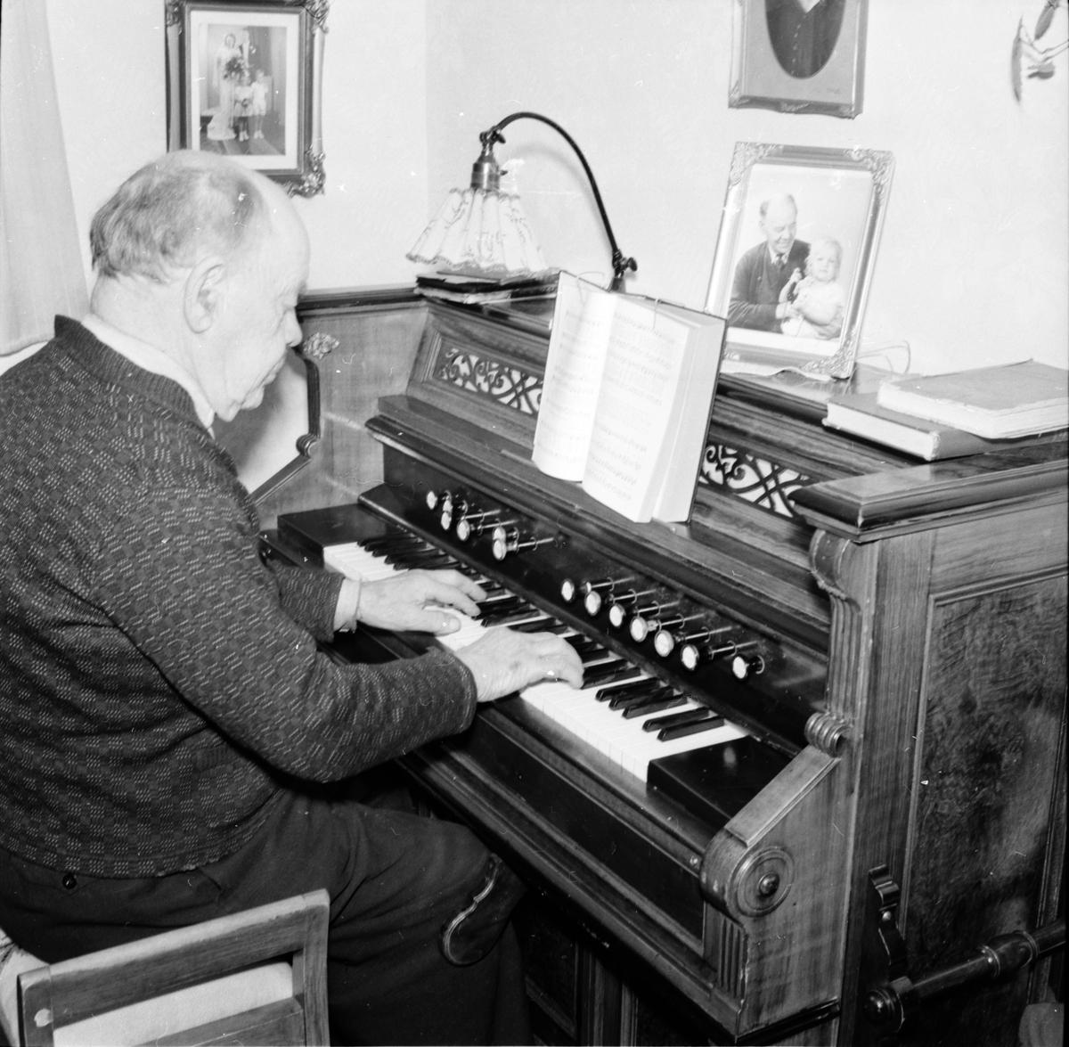 Arbrå, 90-åringen GA Broberg