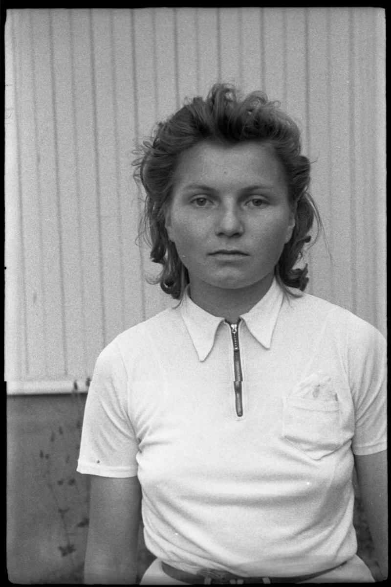 Portrett av uidentifisert kvinne.