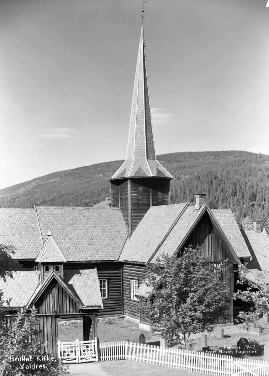 Brufat kirke