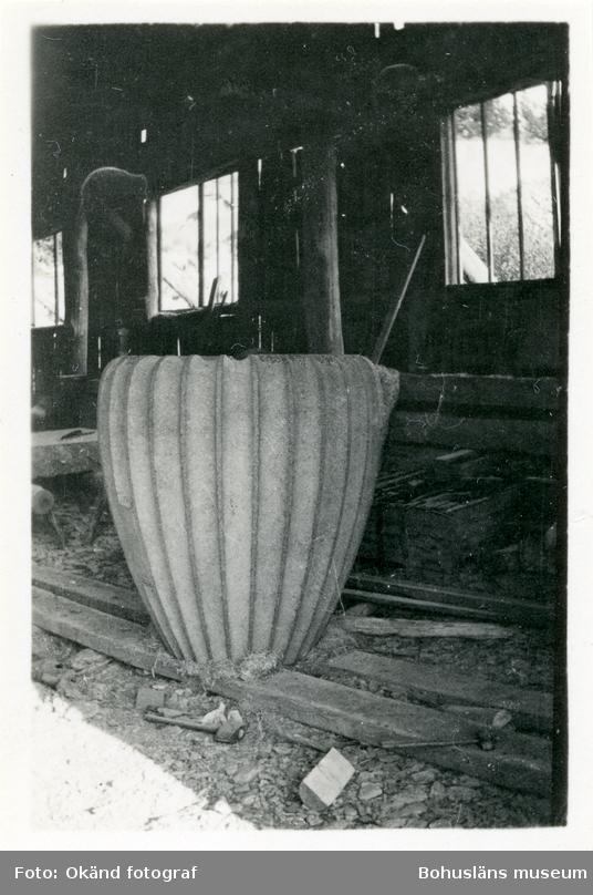 Urna av granit