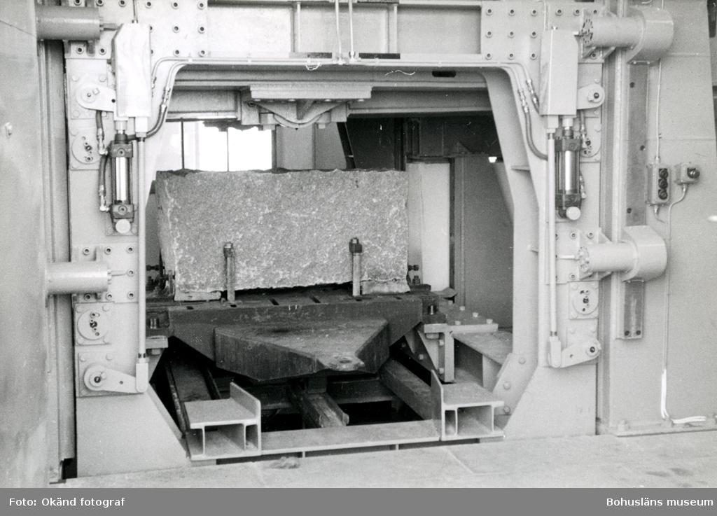Installation av H-såg