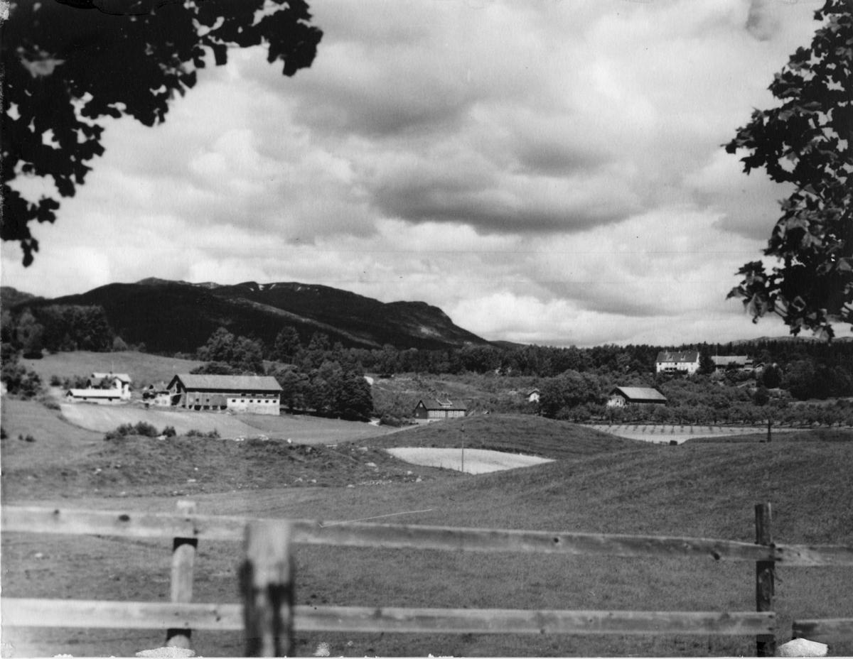 Gåraområdet 1930-åra.