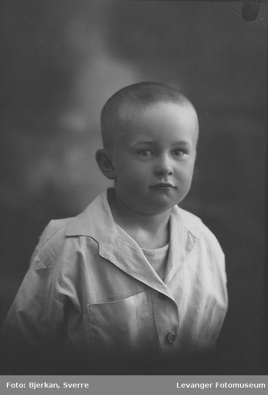 Portrett av Erling Kristiansen.