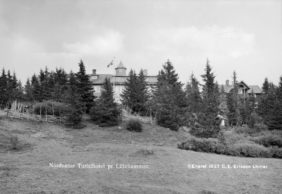 Nordsæter turisthotell på Nordseter.