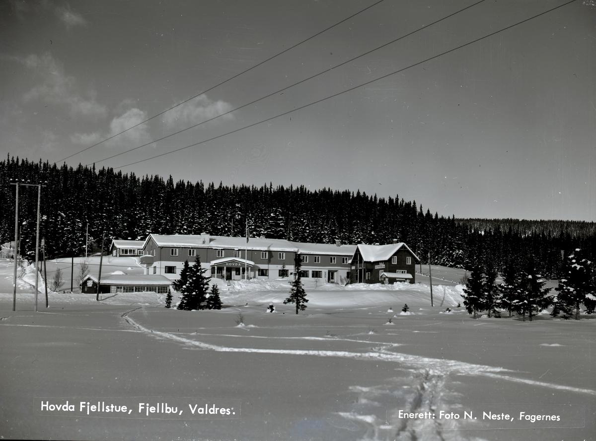 Hovda fjellstue, Tisleidalen, Nord-Aurdal.