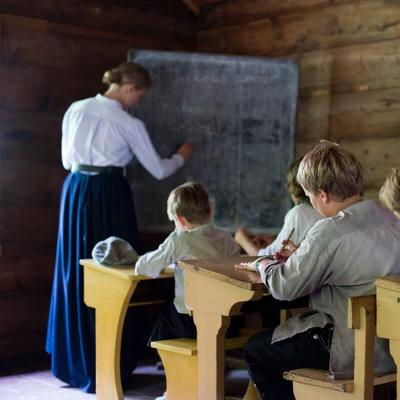 Skolestua undetvisning. Foto/Photo