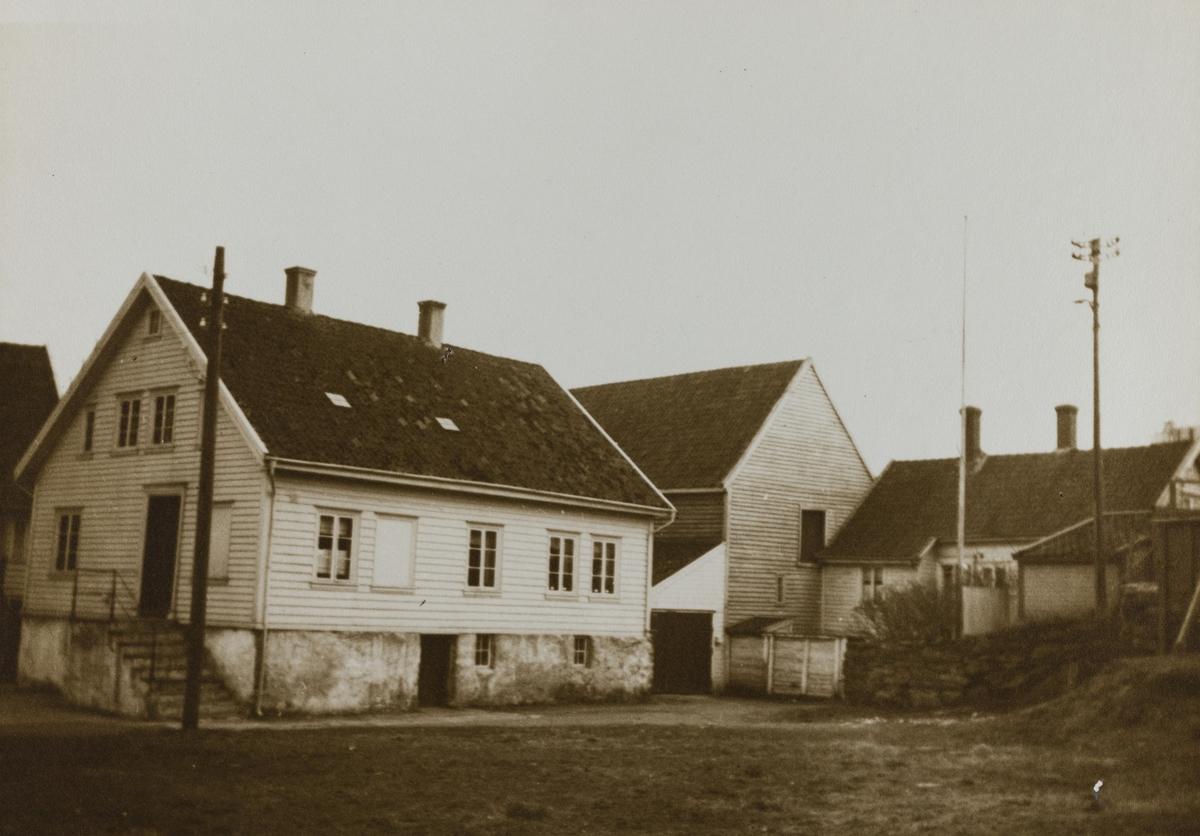 IX Hasseløen - Hasseløy - sett mot sydvest ca.1925