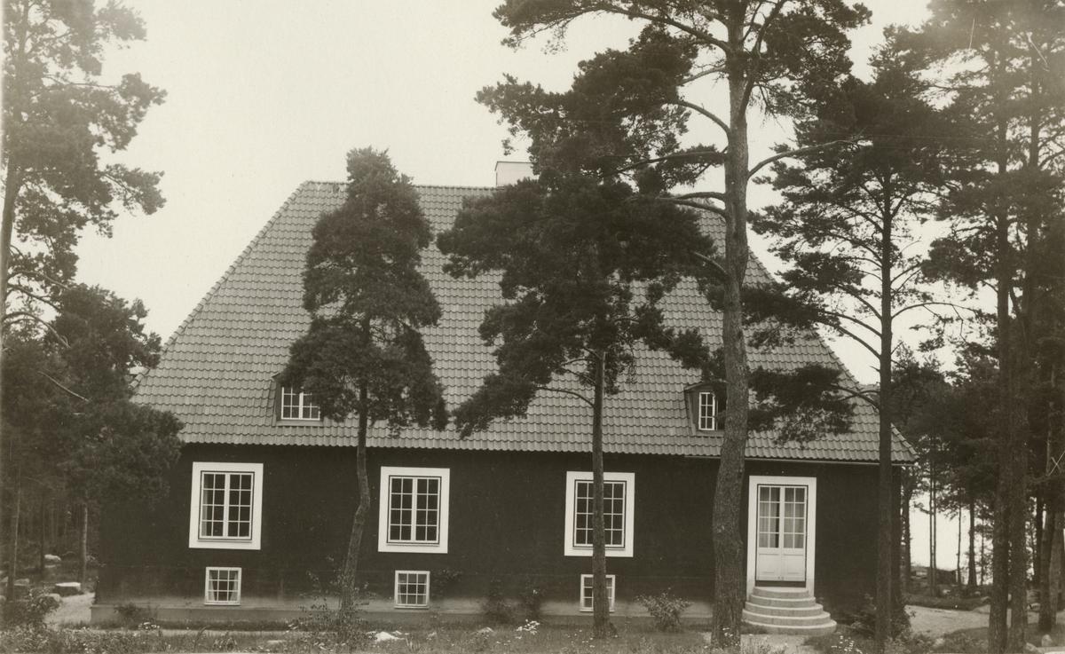 Byggnad vid kasernområdet, Södermanlands regemente I 10.