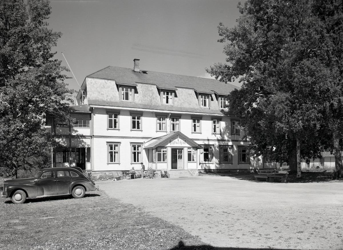 Heggenes hotell, Øystre Slidre.