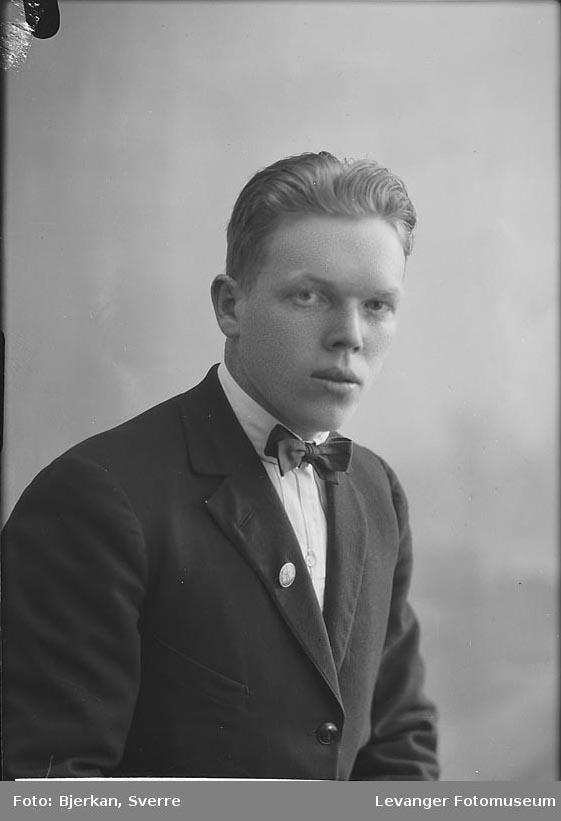 Portrett av Arne Ørsleie