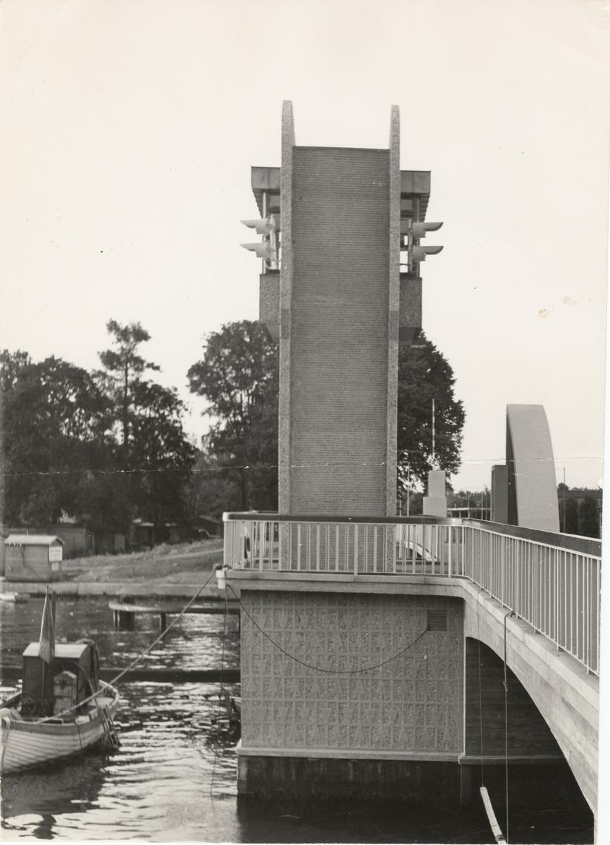Kanalbro i Tønsberg [Fotografi]