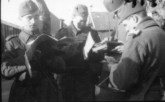 Gadd, löjtnant, A 6.
