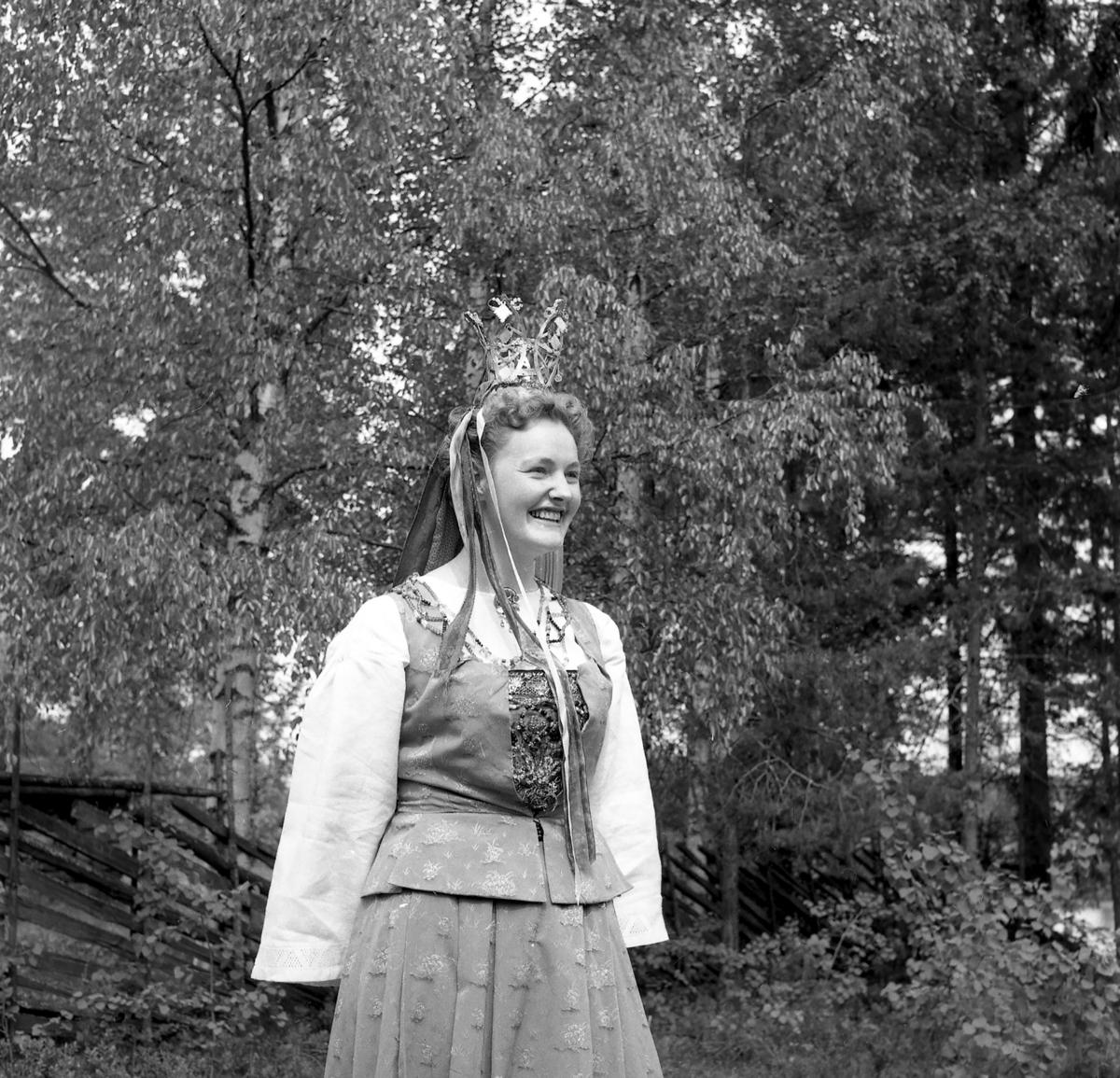 Glomdalsbruden Astrid Strypet fra Alvdal,1958