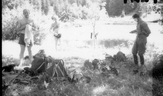 Artillerifälttävlan i Tenhultstrakten.