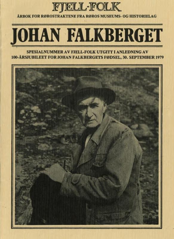 Fjell-Folk Johan Falkberget 1979