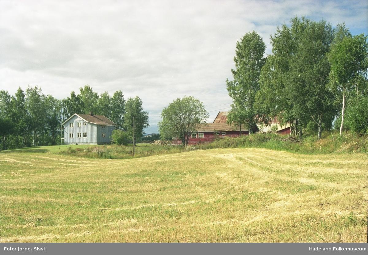 Gården Morka i Lunner.