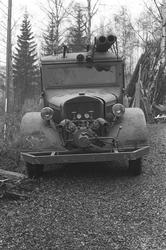Brannbiler i Lillehammer, forskjellige vinkler