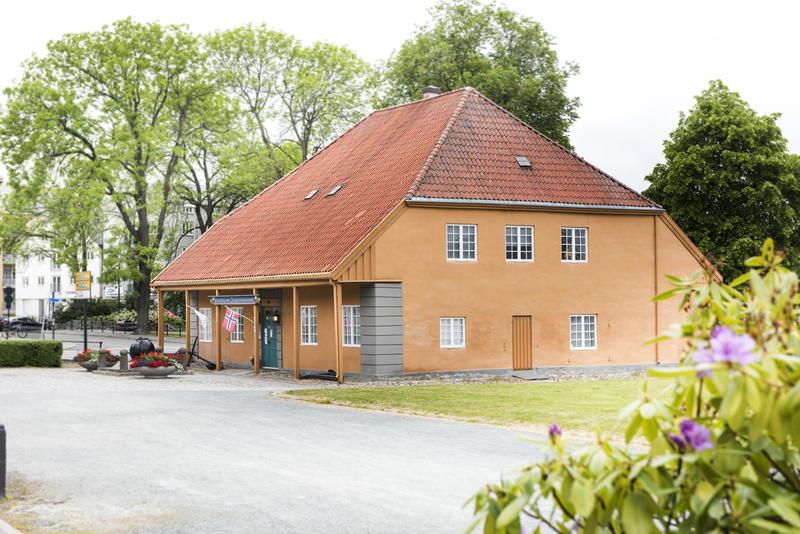 Trondhjems sjøfartsmuseum. Foto/Photo