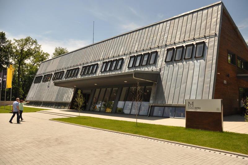 Astra museum nybygg (Foto/Photo)