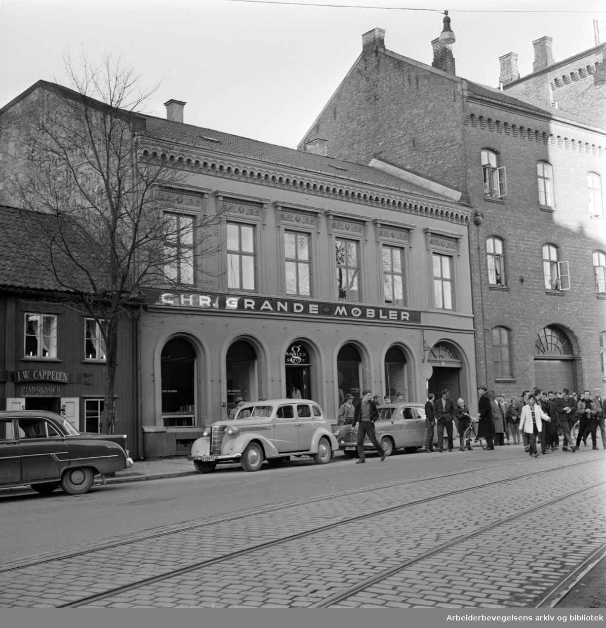 Grønlandsleiret 30. April 1961