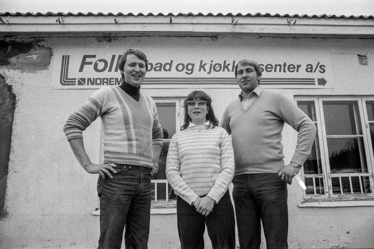 Follo bad og kjøkkensenter A/S Ny interiørforretning