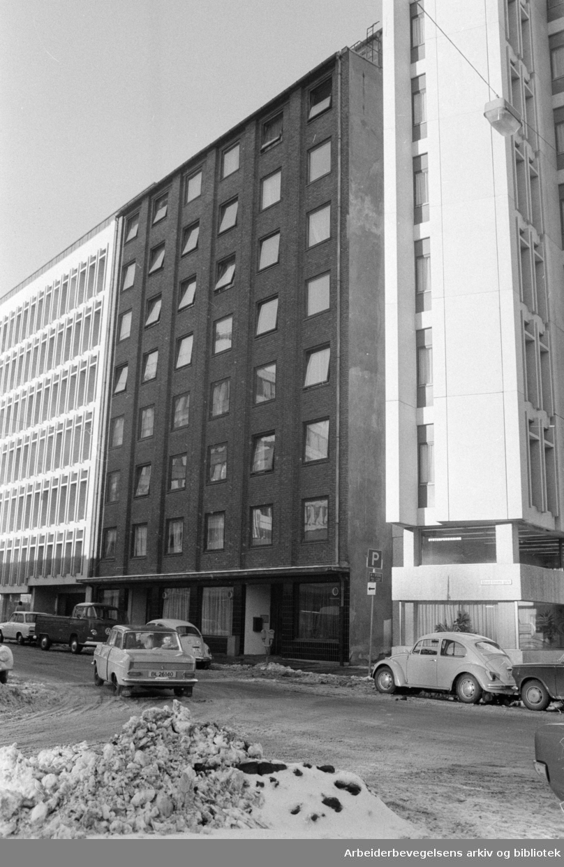 Edvard Stormsgate 3. November 1973