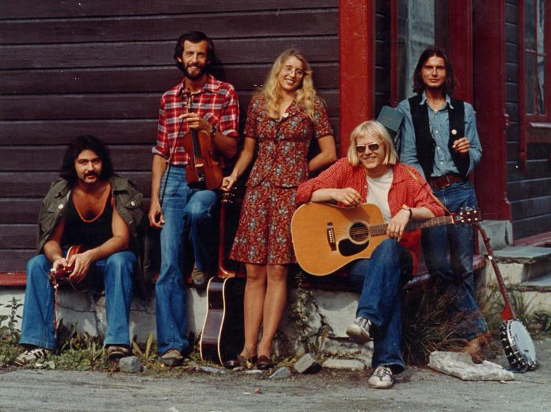Isenkram anno 1975. Foto: Roar Øhlander