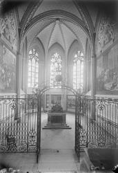 Vasakoret, Uppsala domkyrka, Uppsala 1886