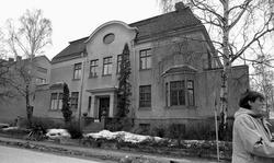 Kvinnohuset. 22 mars 1982