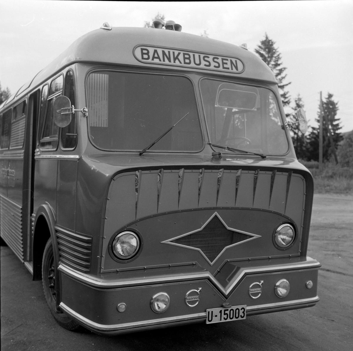 Trondhjems Sparebanks bankbuss