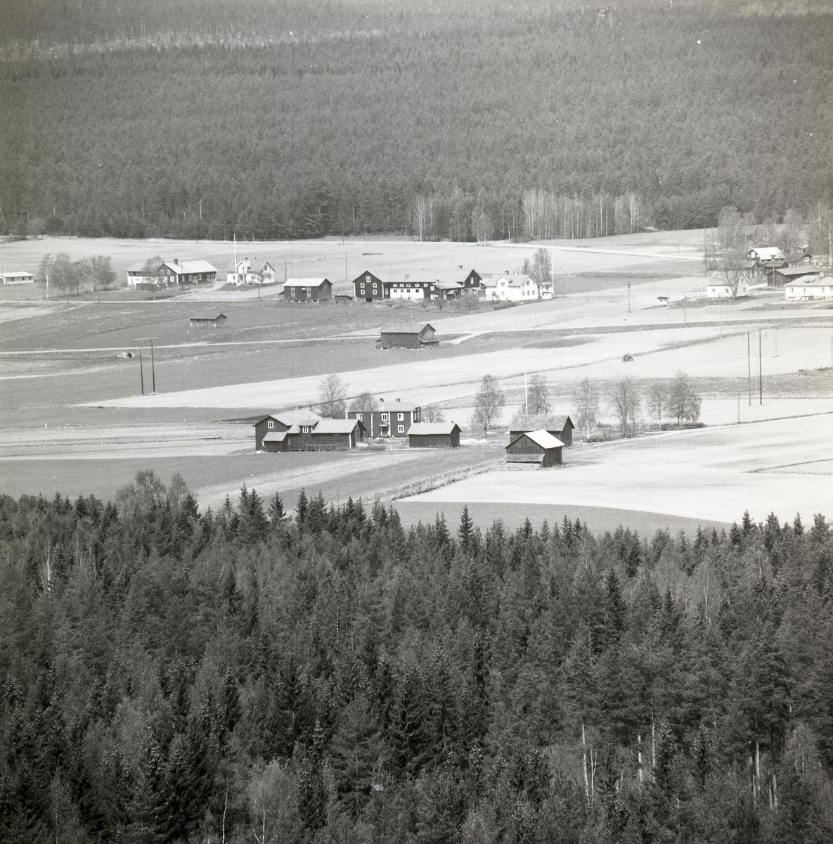 Vy över Glösbodalen, 1969.
