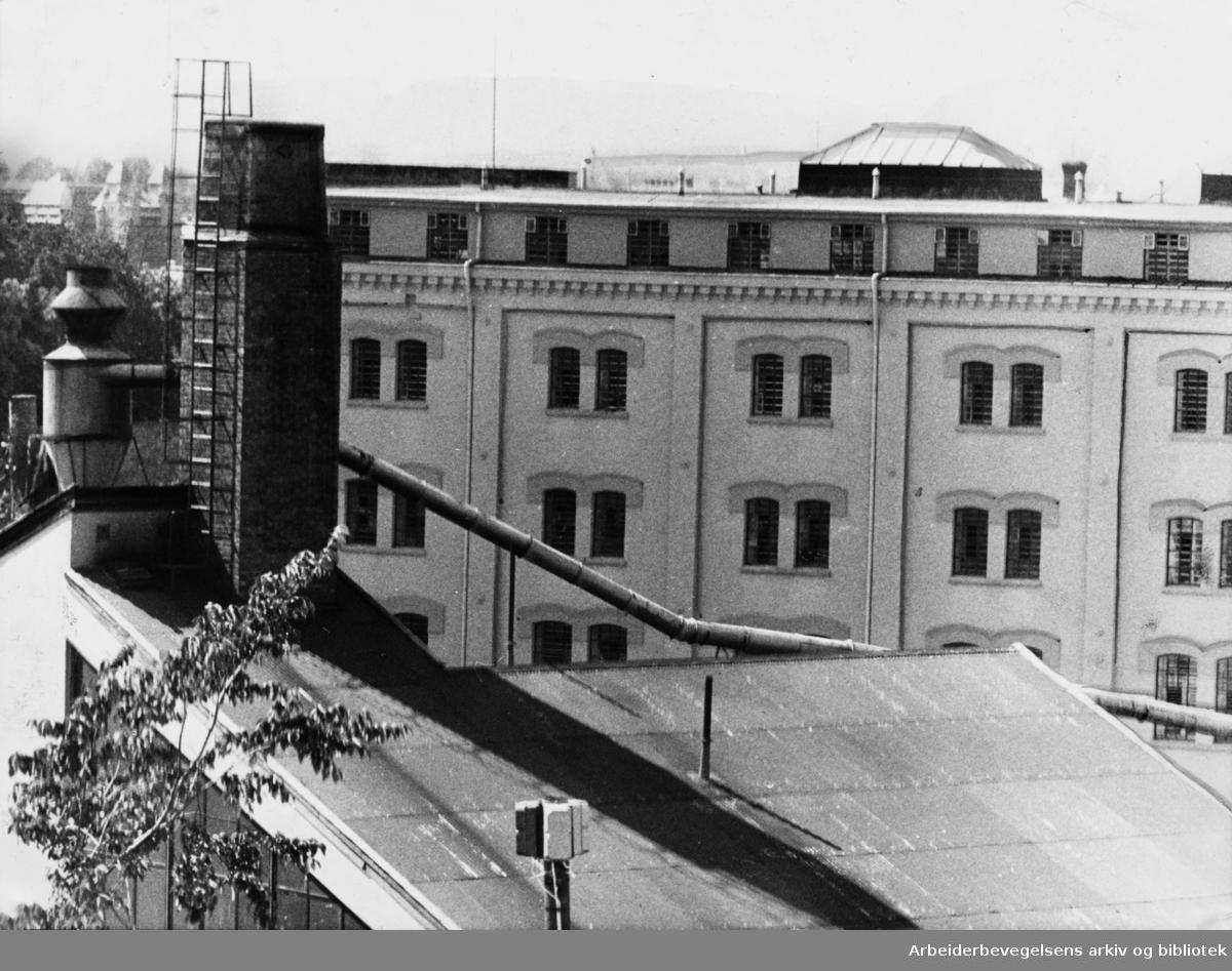 Botsfengslet. August 1968