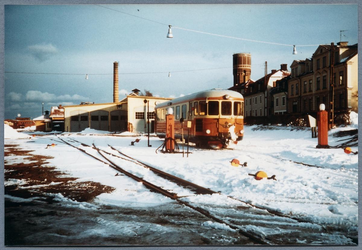 Rälsbuss, Statens Järnvägar, SJ YP 888.