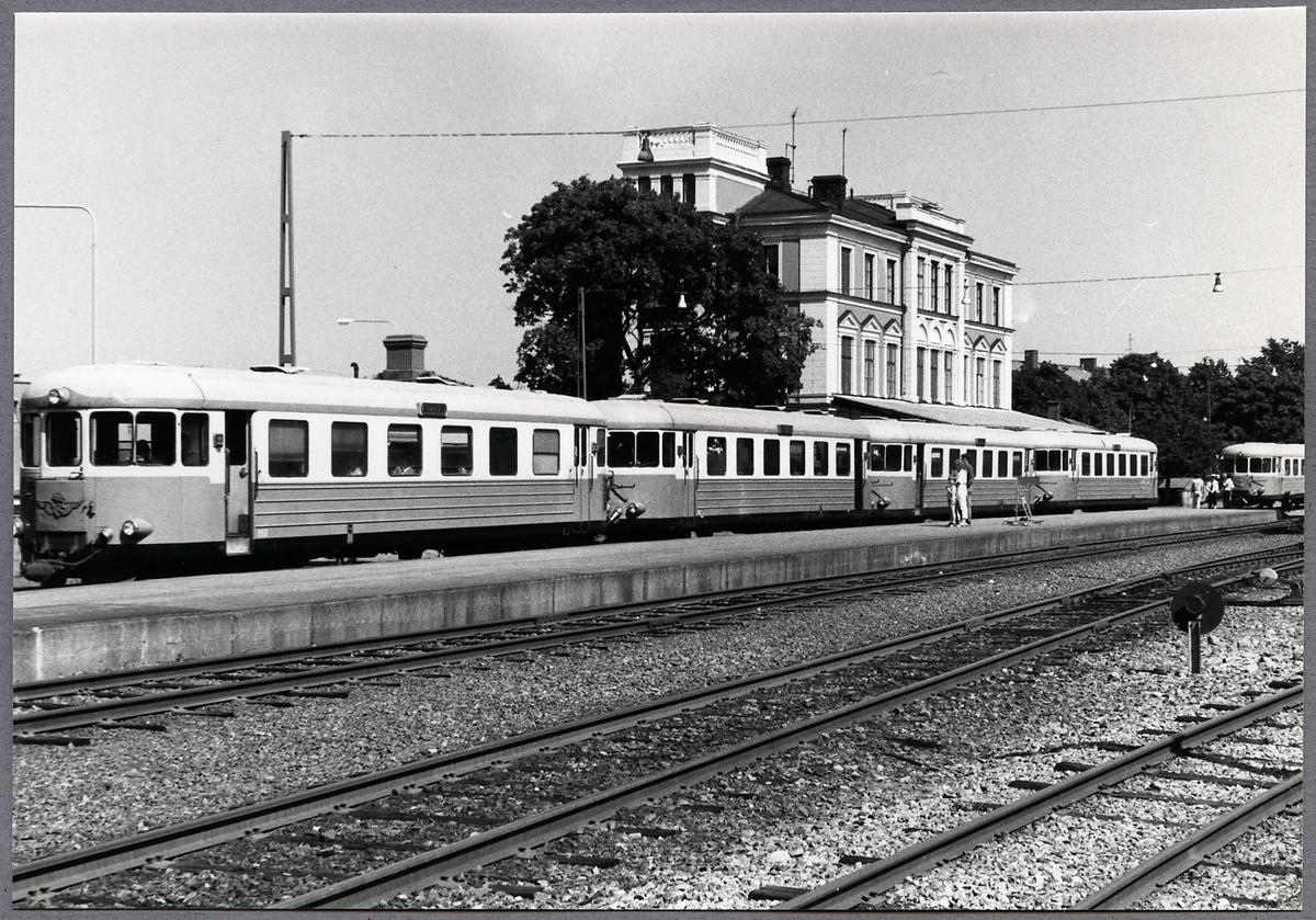 Rälsbuss, Statens Järnvägar, SJ YP 893.