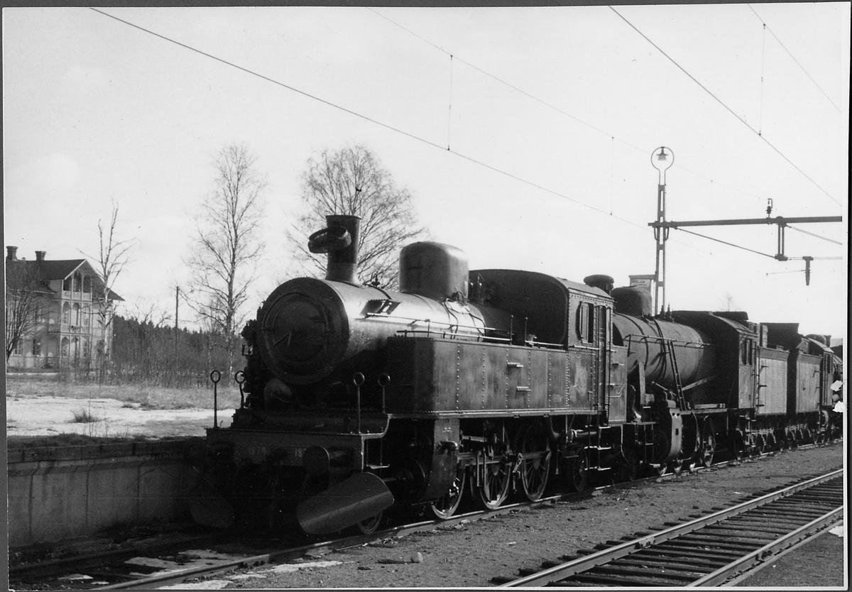Statens Järnvägar, SJ S7 1879.