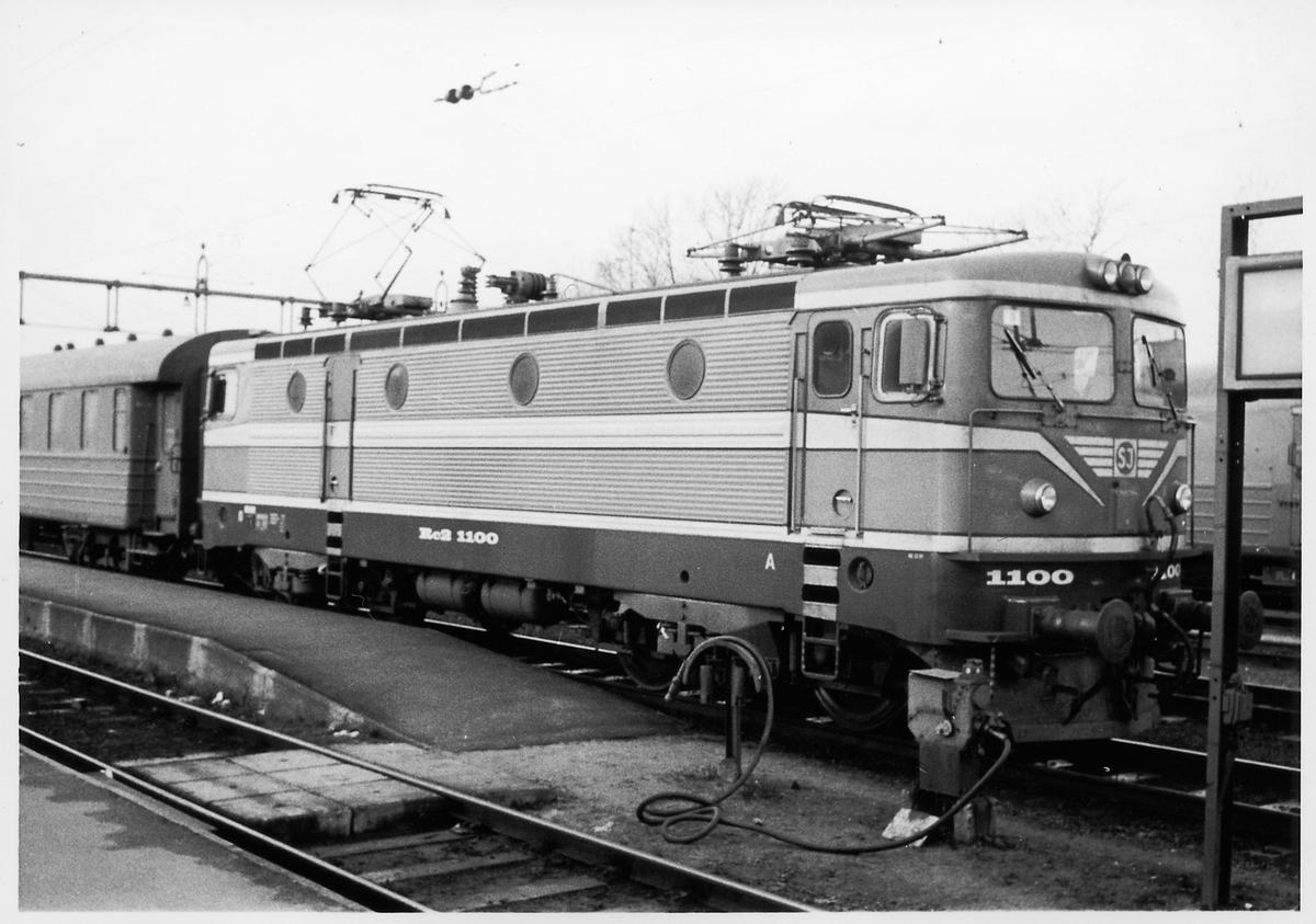 Statens Järnvägar, SJ RC4 1100.
