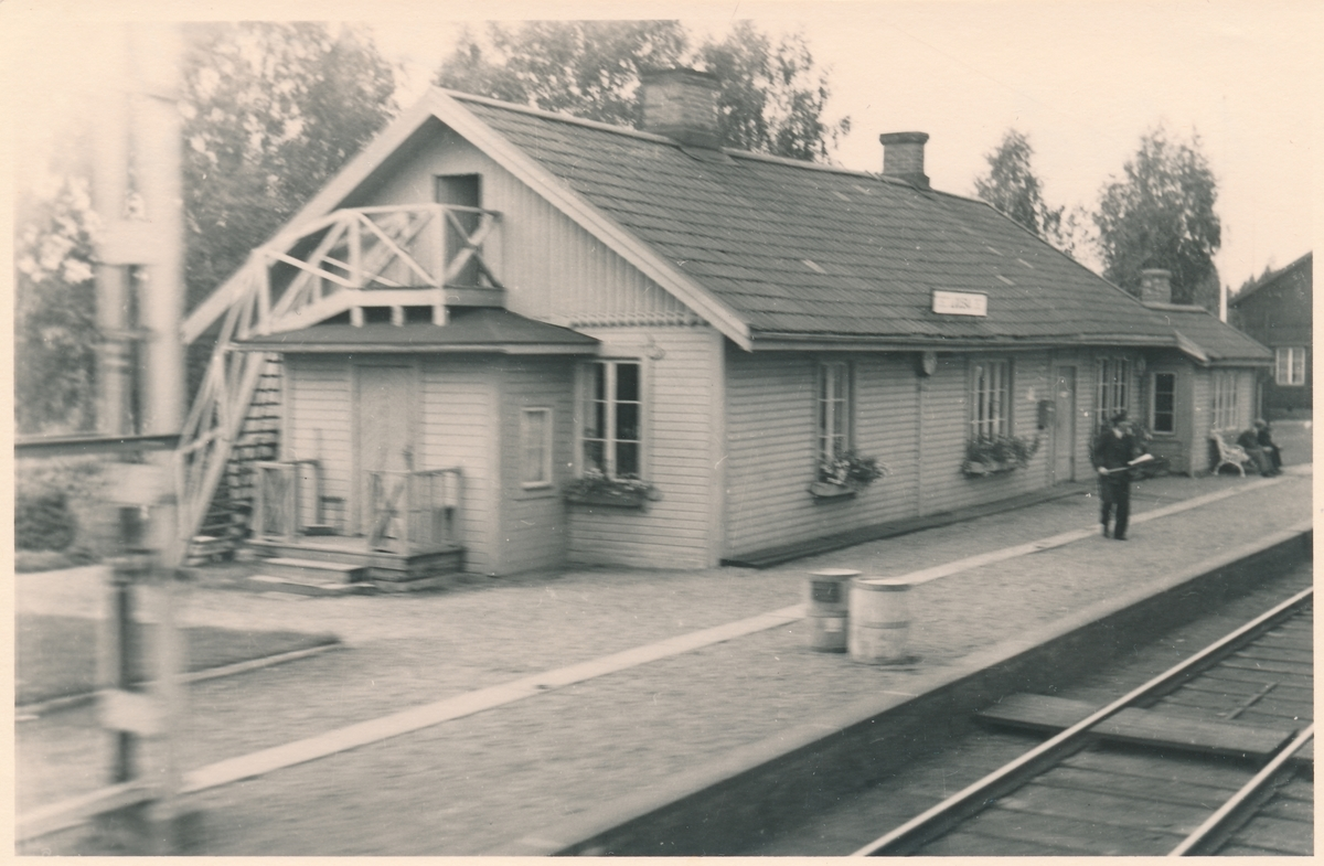Ljuså station