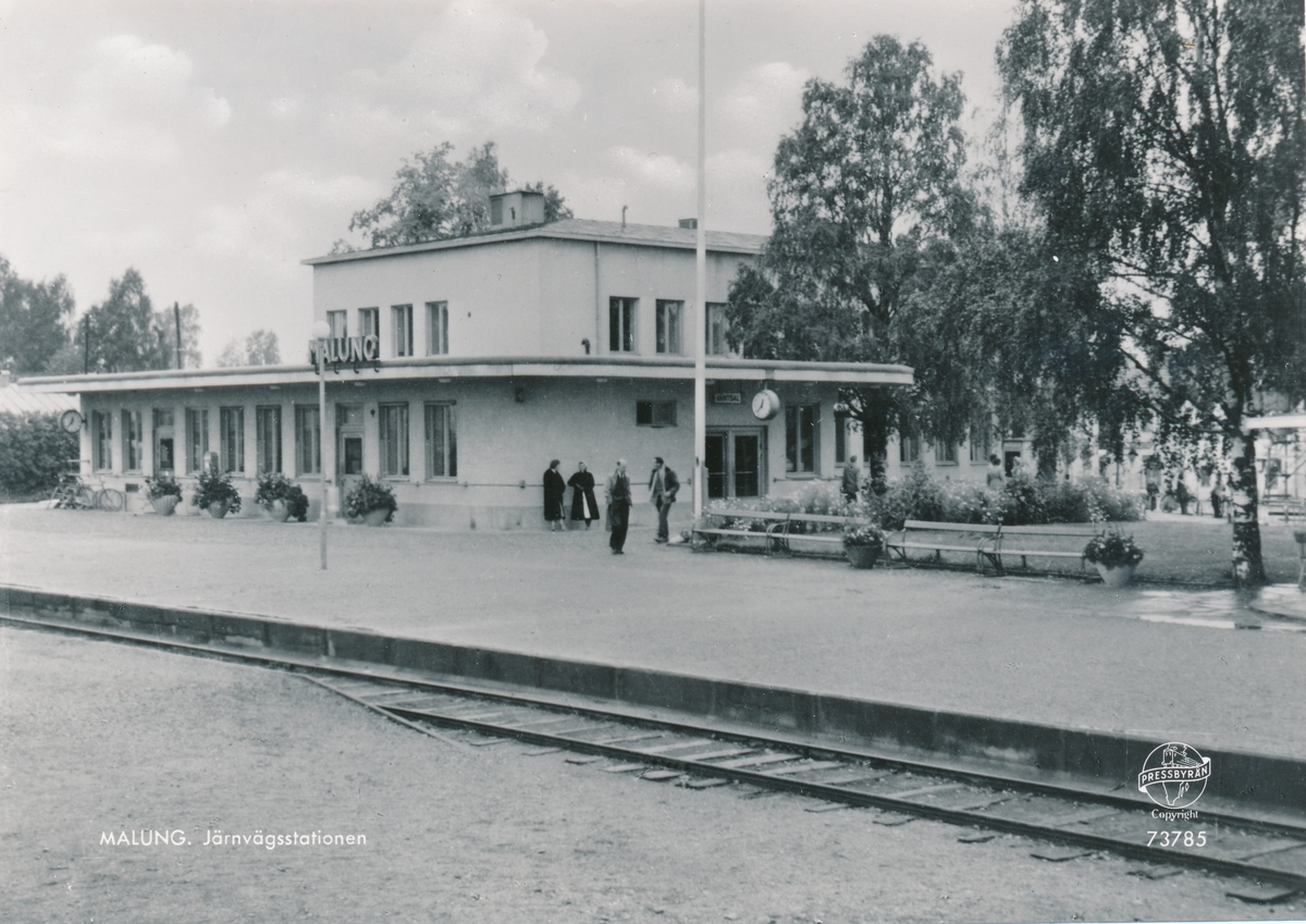 Malungs station
