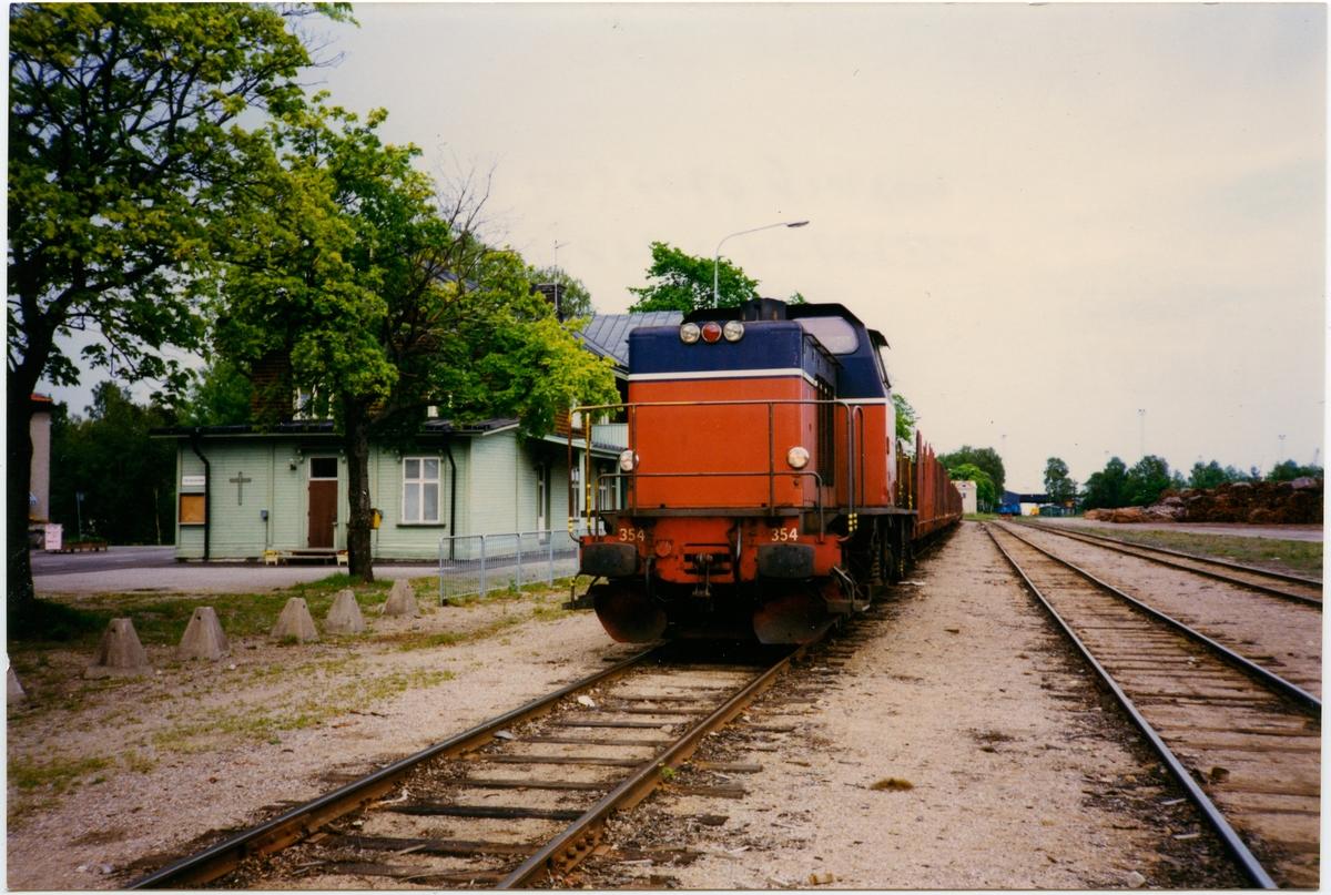 Statens Järnvägar, SJ T44 354
