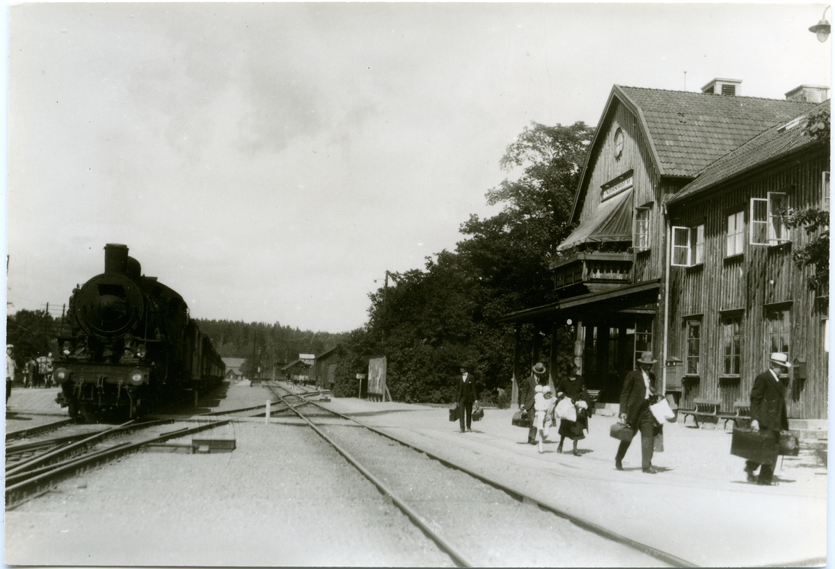 Norsholms station.