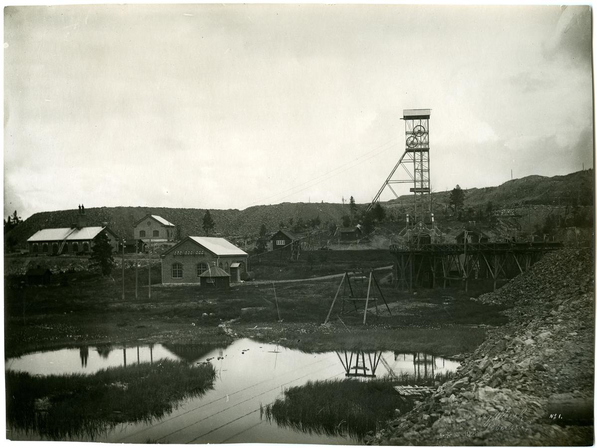 Tuollavaara gruva.