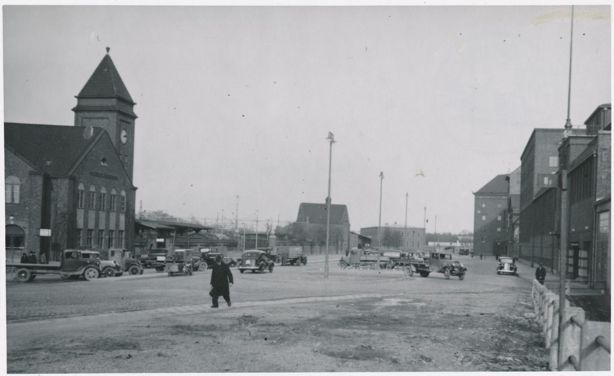 Stockholms Norra stationen.