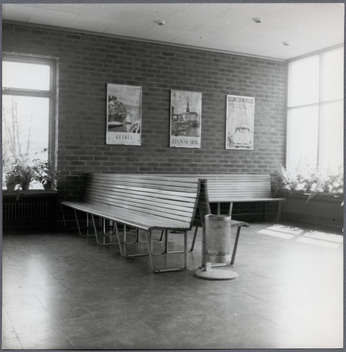 Degerfors station.