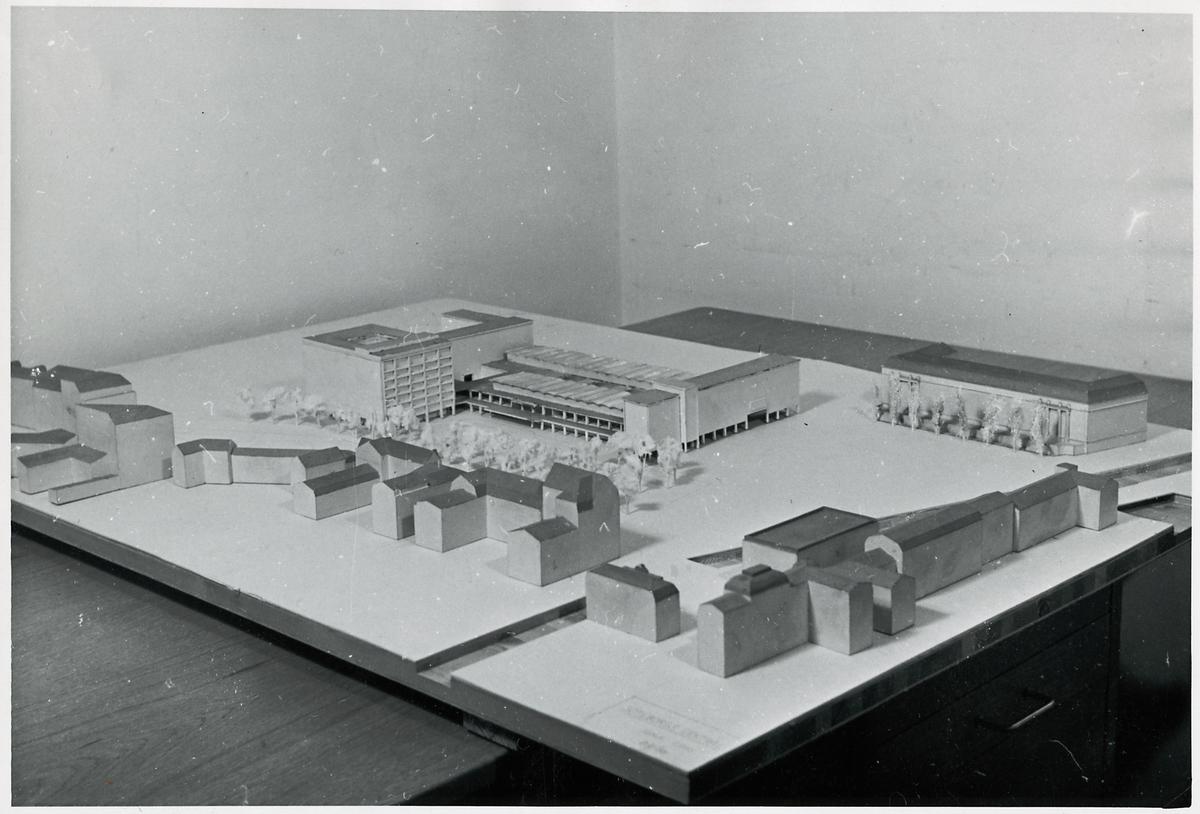 Modell av Göteborg C.