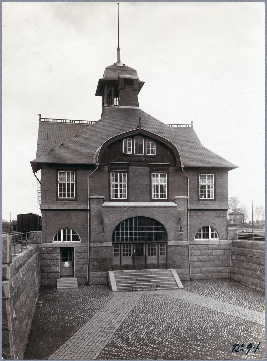 Karlstad Ö stationshus.